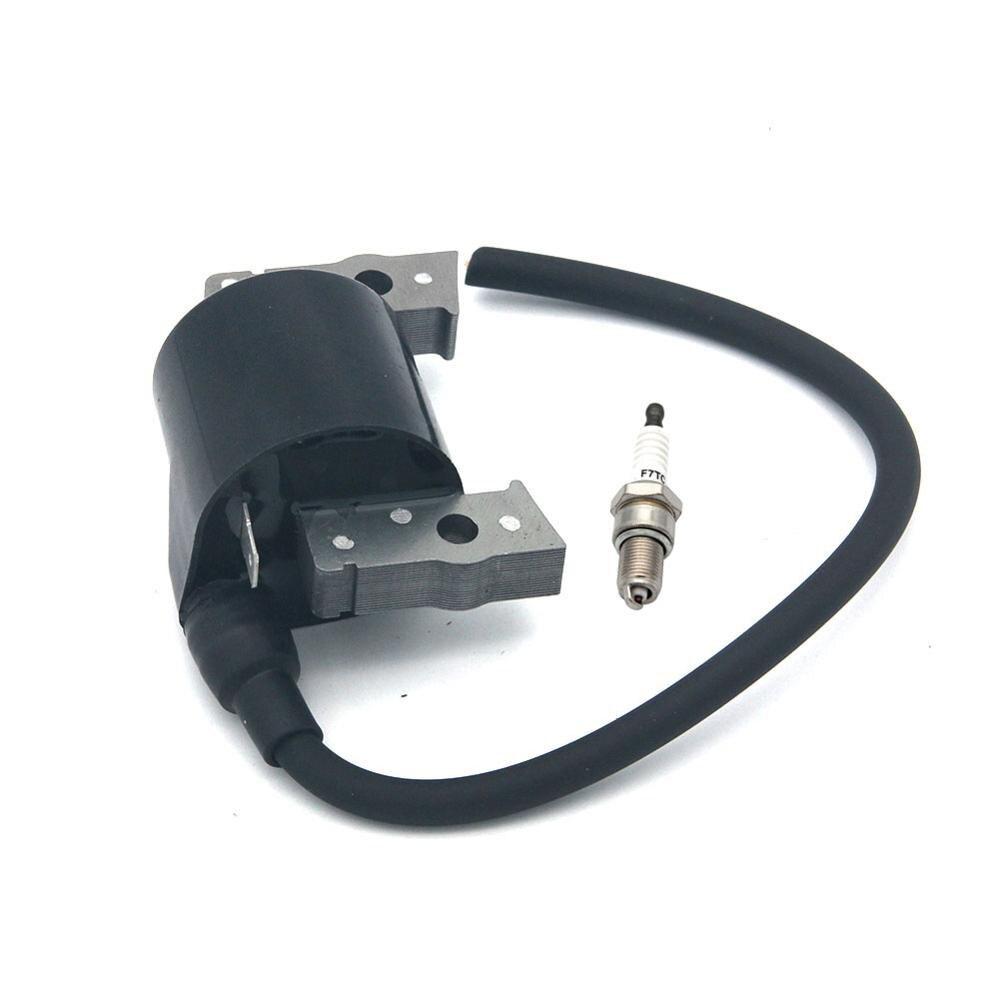 Us 25 99 Ignition Coil With Spark Plug F7tc For Kawawaki Fb460v Fc400v Fc420v Toro 30106 30112 30115 P N Kawasaki 21121 2008 In Pole Saws From