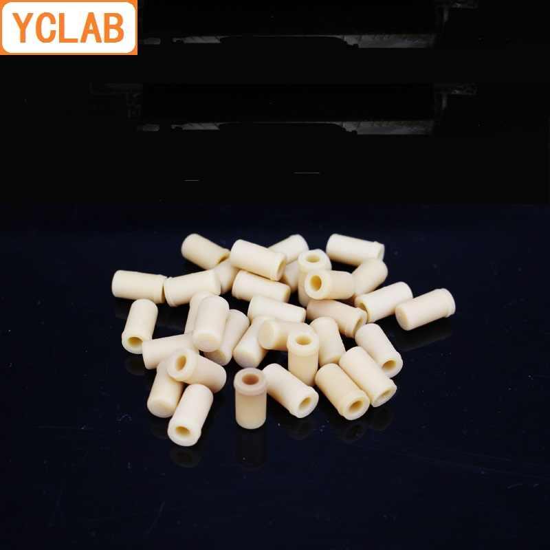 YCLAB 1/2/5/10/20mL plastikowa strzykawka Injector Ink Sampler klej bez podkładka gumowa bez igły ekstrakt karmienie Coloclyster Labware