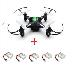 JJRC H8 Mini Headless Mode RC Quadcopter Helicopter 2.4G 4CH 6 Axis RTF Remote Control Toy with 5pcs 3.7V 150mAh Battery Eachine