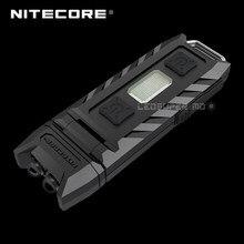 Preço de fábrica nitecore polegar 120 graus tiltable usb recarregável worklight