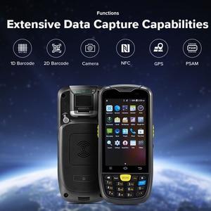 Image 2 - IssyzonePOS Android PosTerminalกันน้ำPDAอุตสาหกรรม 1D 2D Barcode Scanner 4G WiFi GPS BTโกดังข้อมูลเก็บPDA