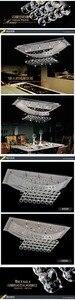 Image 4 - Moderna Di Alta qualità di Cristallo luci della Stanza Da Pranzo di cristallo atmosfera di Lusso lampadario luce consegna gratuita