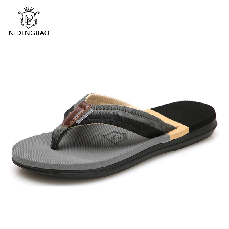 Casual Mens Platform Open Toe Leather Slippers Shoes Thick Sole Comfy Sandals 45