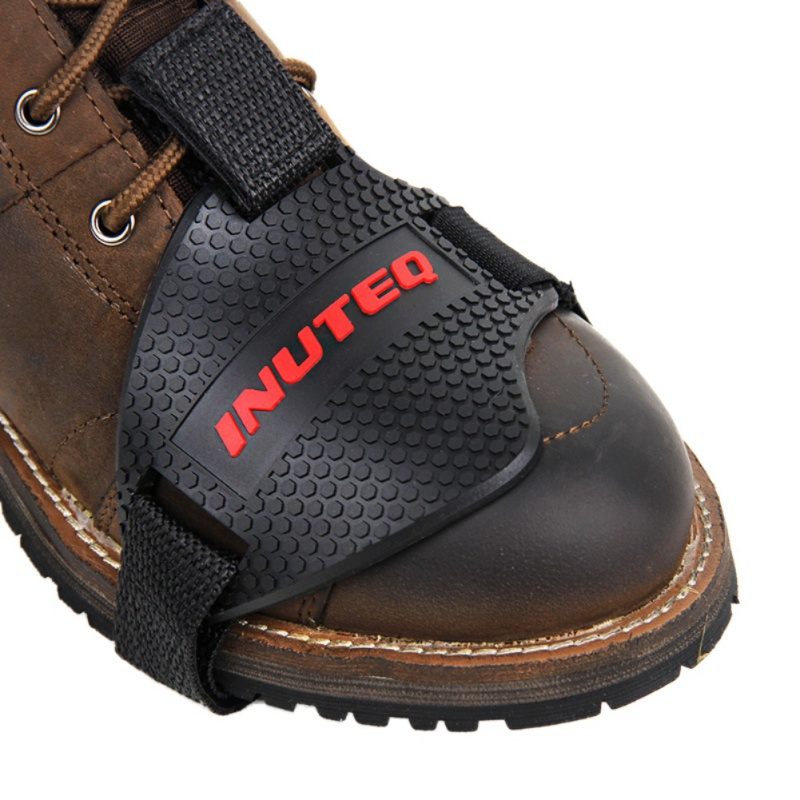 Motorcycle Shoes Protective Motorbike Moto Gear Shifter Men Shoe Boots Protector Shift Sock Boot Cover Guards Car Accessories