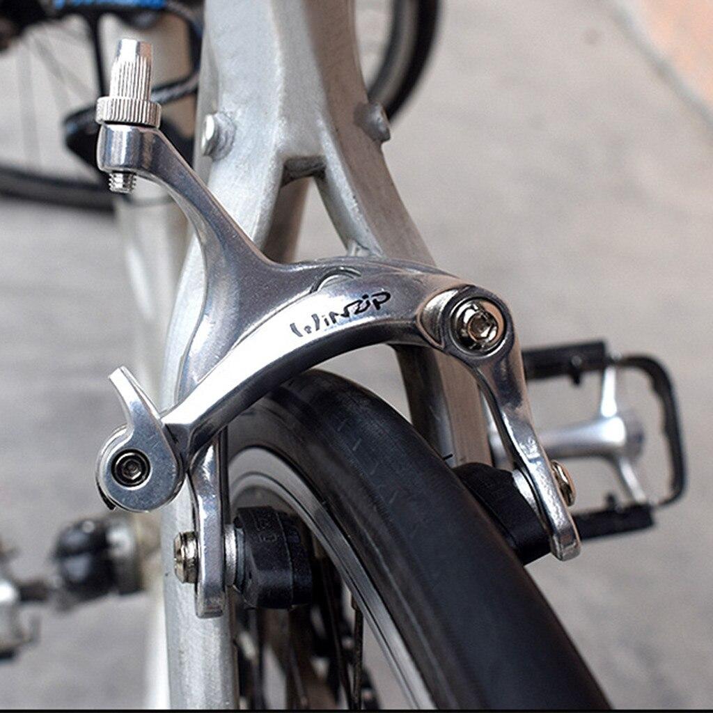 Aluminum Bike U Brake Caliper Front Silver