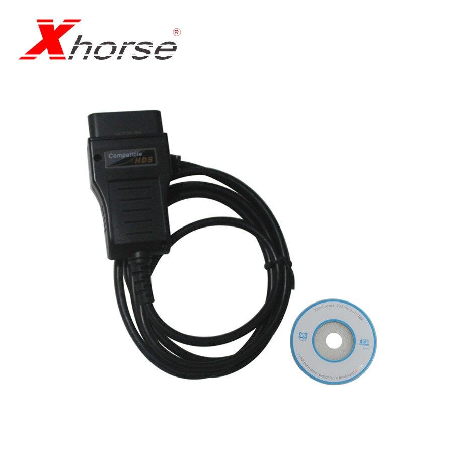 XHORSE Auto OBD2 HDS Kabel Für Honda Diagnose Kabel