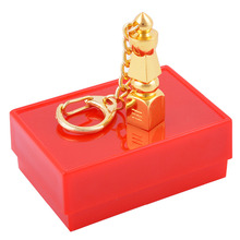 Five Element Chinese Pagoda Feng Shui Brass Metal Keychains