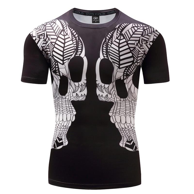 2017 New Fashion Brand T font b shirt b font Hip Hop 3d Print Double sided