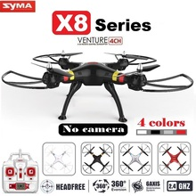 Syma X8C X8W X8 6-Axis Drone RC Quadcopter Sin cámara Profesional Compatible Con Gopro/SJCAM/Xiaoyi/EKEN Cámara de La acción