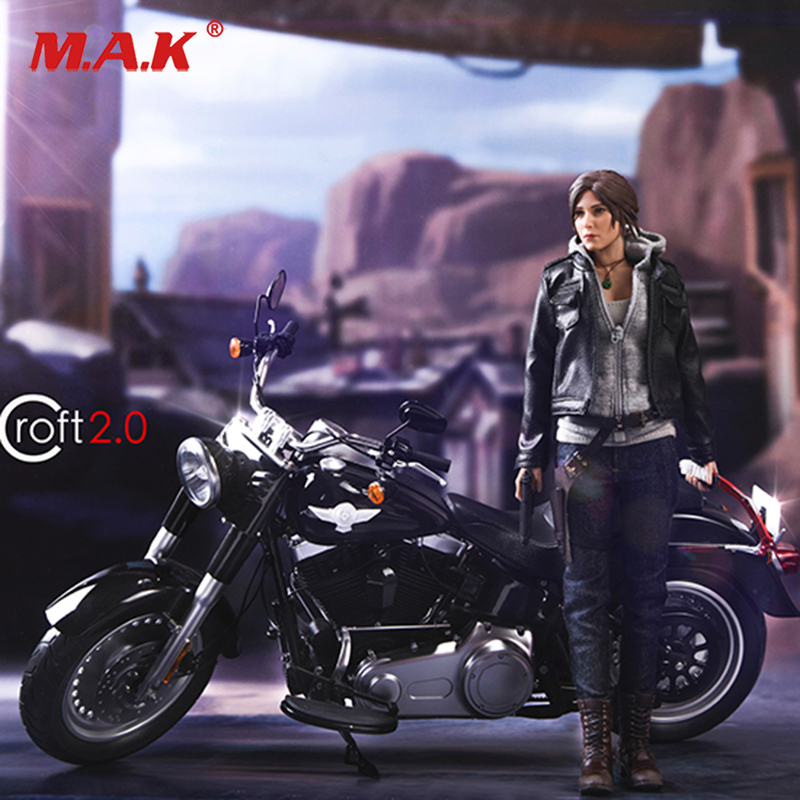 SWtoys 1:6 1/6 Scale Tomb Warrior Lara Croft 2.0 FS015 and body for collection Collection Action Figure for Fans Holiday Gift cd billie holiday the centennial collection