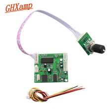GHXAMP DSP الرقمية تردد مجلس 16 أنواع المؤثرات الصوتية ستيريو كاريوكي صدى وحدة DC 5 V خلاط وحدة 1 قطعة