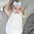2017 Verão Macacão de Bebê Meninas Rendas Conjuntos de Roupas Bebê Recém-nascido Bonito Roupa Da Criança Da Menina Roupa Do Bebê Roupa Infantil Macacões