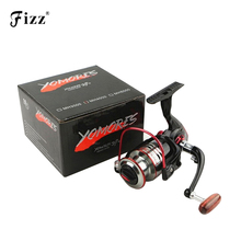 Exclusive Quality Gapless Metal Baitcasting Fishing Reel 11BB  5.1:1 Speed Ratio Fishing Reel for Sea lake Rive Fishing Tackle