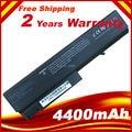 Batería del ordenador portátil para hp/compaq 6910 p nc6400 nc6320 nc6120 nx6325 nx6120 nx6110, envío gratis