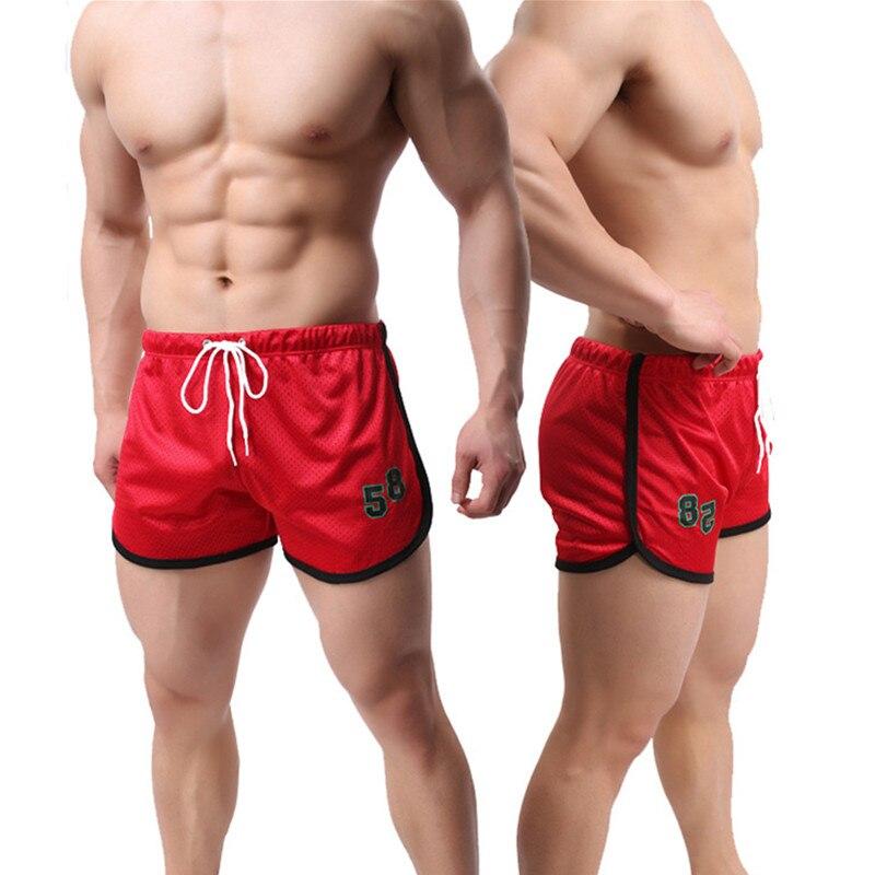 men summer Fitness Comfortable   board     shorts
