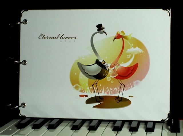 Eternal diy handmade photo album gift graduation gift