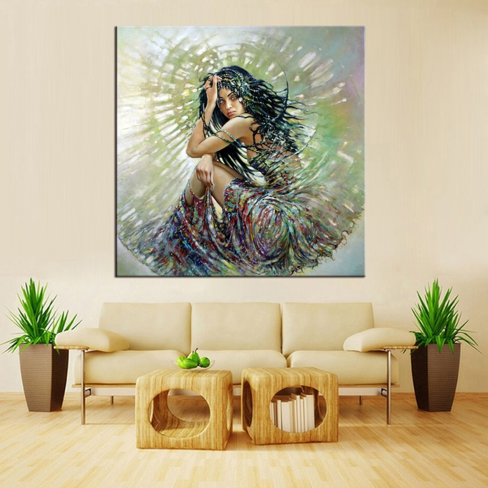online get cheap contemporary framed mirrors aliexpresscom  -  panel contemporary modern colorfull nude art painting painted ideas sexywoman body canvas oil painting wall decor