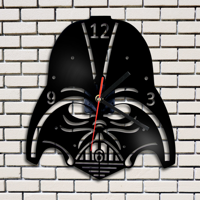 1Piece Star Wars Godfather Darth Vader Wall Clock I am Your Father