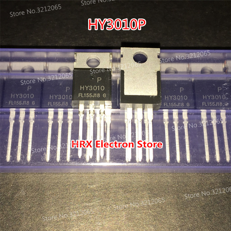 New Original Import HY3010P <font><b>HY3010</b></font> TO-220 100A 100V FET 10PCS/LOT image