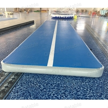 Fast delivery Inflatable Air Track For Sale Factory Price Inflatable Air Tumble Track Inflatable Gym Mat стоимость