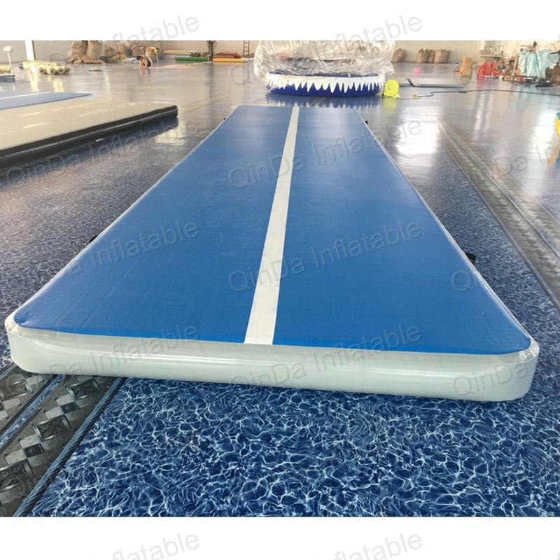 Fast Delivery Inflatable Air Track Mat For Sale Factory Price China Trampoline Inflatable Air Tumble Track Inflatable Gym Mat inflatable zorb ball race track pvc go kart racing track for sporting party