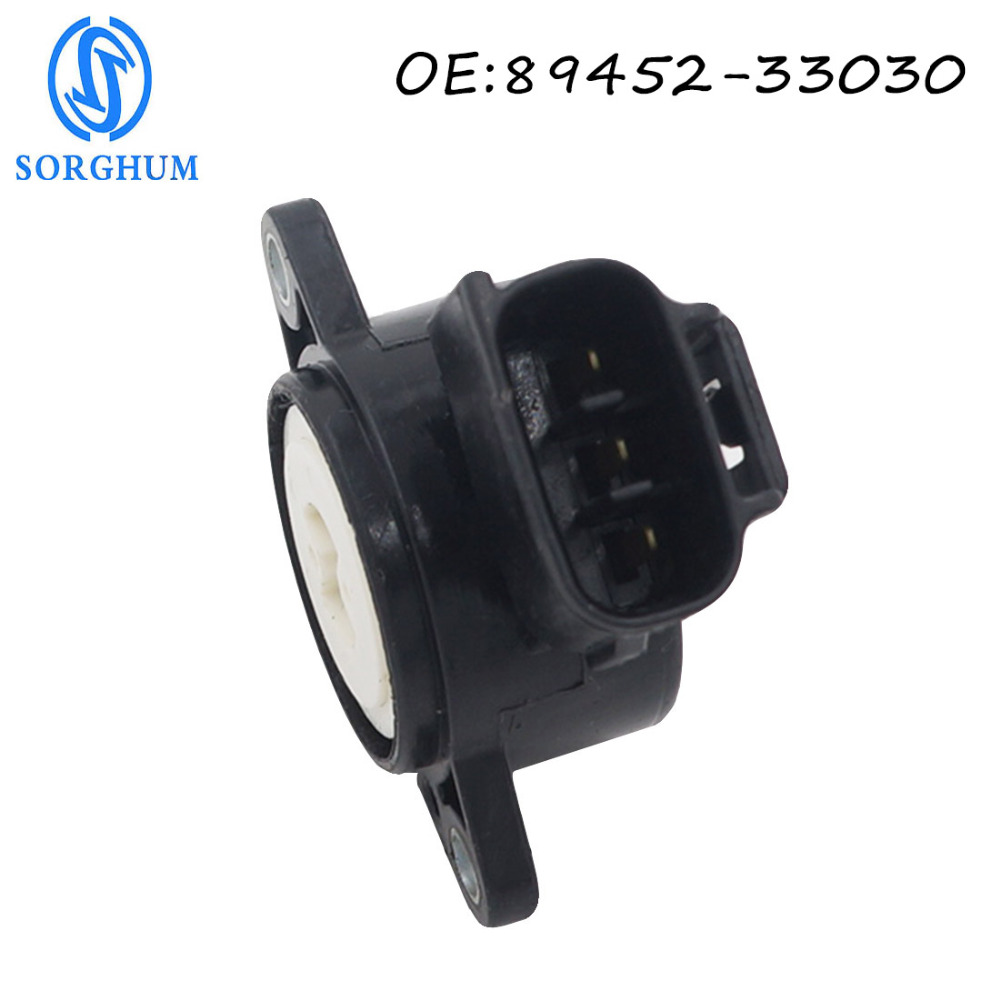 New Sorghum Throttle Position Sensor 89452 33030 8945233030 Tps For Lexus Accelerator Pedal Es300 Rx300 Toyota Avalon Camry Rav4 Sienna 1997 2004 In