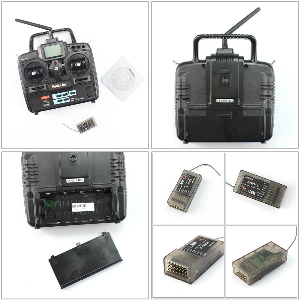 DIY Full 250 FPV Drone 4 Axle Glass Fiber Frame kit PNP S-Tower Flight Control 700TVL Cam T8FB 8CH TX Motor Battery F09206-F