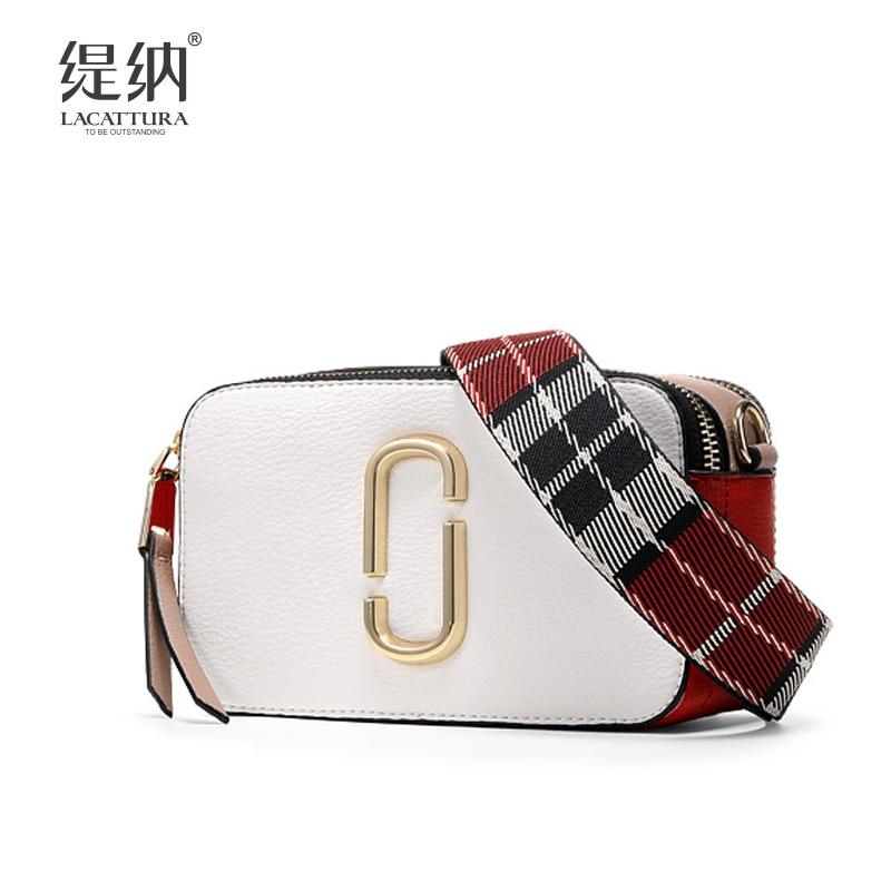 A1311 Female Luxury brand design Wide shoulder strap camera bag mini Fashion Lady shoulder Crossbody small bag for women