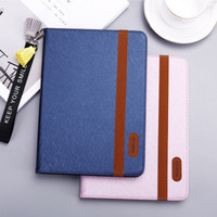 For Apple IPad 2 3 4 Hanging Rop Case Leather Cases Auto Wake Up Sleep Hand