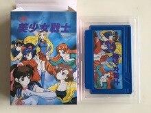 8bit игровая карта: AV Bishoujo Senshi Girl Fighting (японская версия! Коробка + картридж только!)