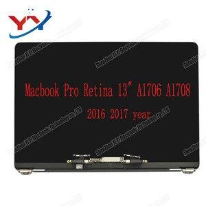 Подлинный новый ЖК-дисплей экран в полной комплектации полная сборка 661-05096 для Macbook Pro Retina 13