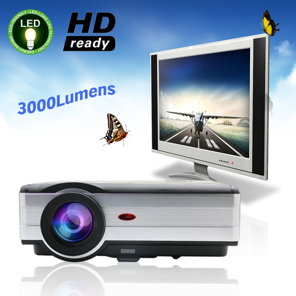 eug cheapest home theater portable hdmi usb lcd led 3000lumens projector hd 1080p wifi smart tv. Black Bedroom Furniture Sets. Home Design Ideas