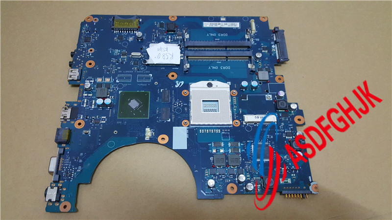 Original Stock FOR BA92-06515A BA92-06515B For samsung R780 R728 motherboard HM55 GeForce GT310M BA41-01174A 100% Test ok  notebook motherboard for samsung np550 np550p5c n13p gt a2 gt650m ba92 09094a ba41 01898a tested ok free shipping