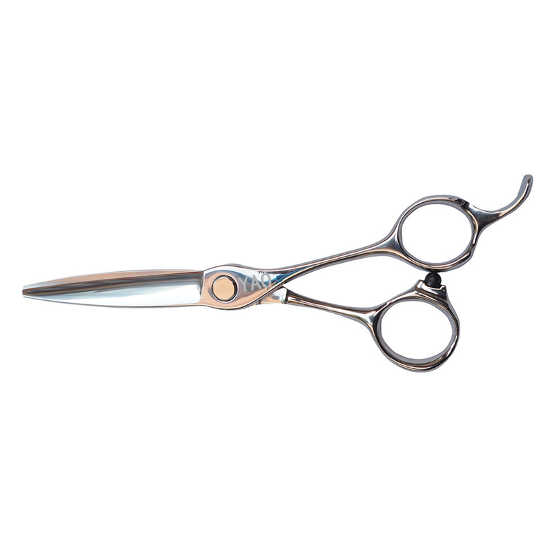 Made In Japan YAO Scissors Made Of Super Quality Swiss Powder Alloy Steel 6 Inch Professional