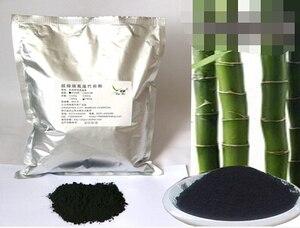 Image 2 - 250g Nero di Bambù del Carbone di legna In Polvere Ingredienti Cosmetici Maschera FAI DA TE Sapone di Bellezza In Polvere
