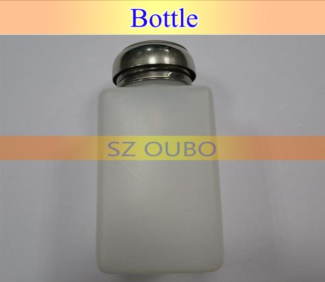Liquid Alcohol Press Nail Polish Remover Dispenser Cleaner Pumping ...