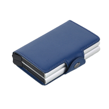 Maideduod  NEW Card Wallet Case ID Metal Credit Holders With RFID Vintage Business Aluminum for