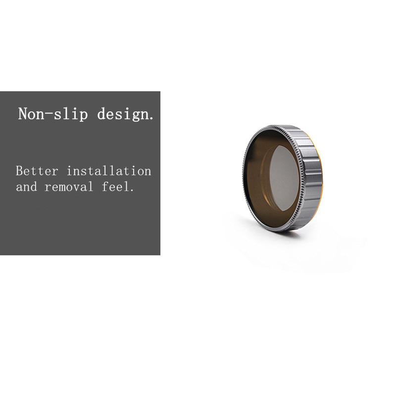 Filtros ND Lens Filter Para DJI Osmo
