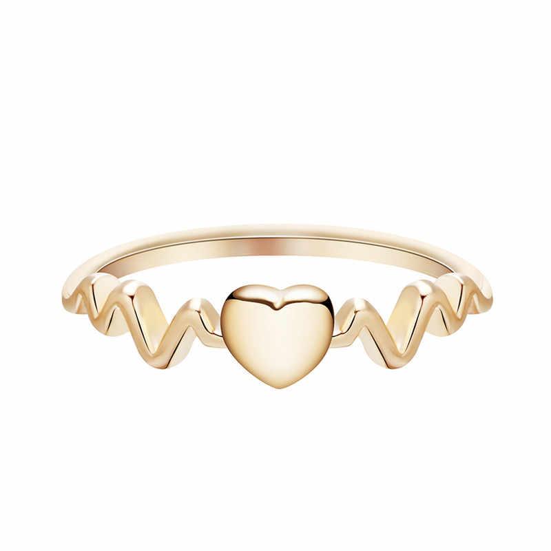 Qiamni anel dourado para mulheres, cores dourada, crânio, estrela, bola empilhável, anel de dedo, geométrico, pé, festa, joias mulher