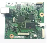 Free Shippping 90 New Original CZ172 60001 Formatter Board For HP LaserJet M126A M126 M125A M125