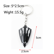 Avengers Black Panther keychain Key rings online Cool keychains online