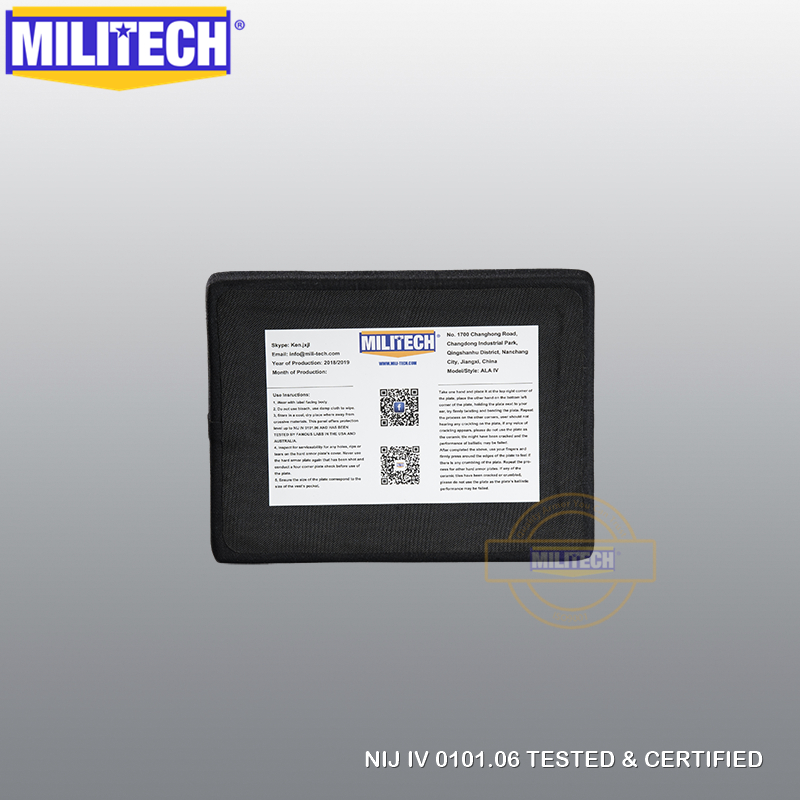 МИЛИТЕЦХ 6к8 инчни балистички панел - Безбедност и заштита - Фотографија 6