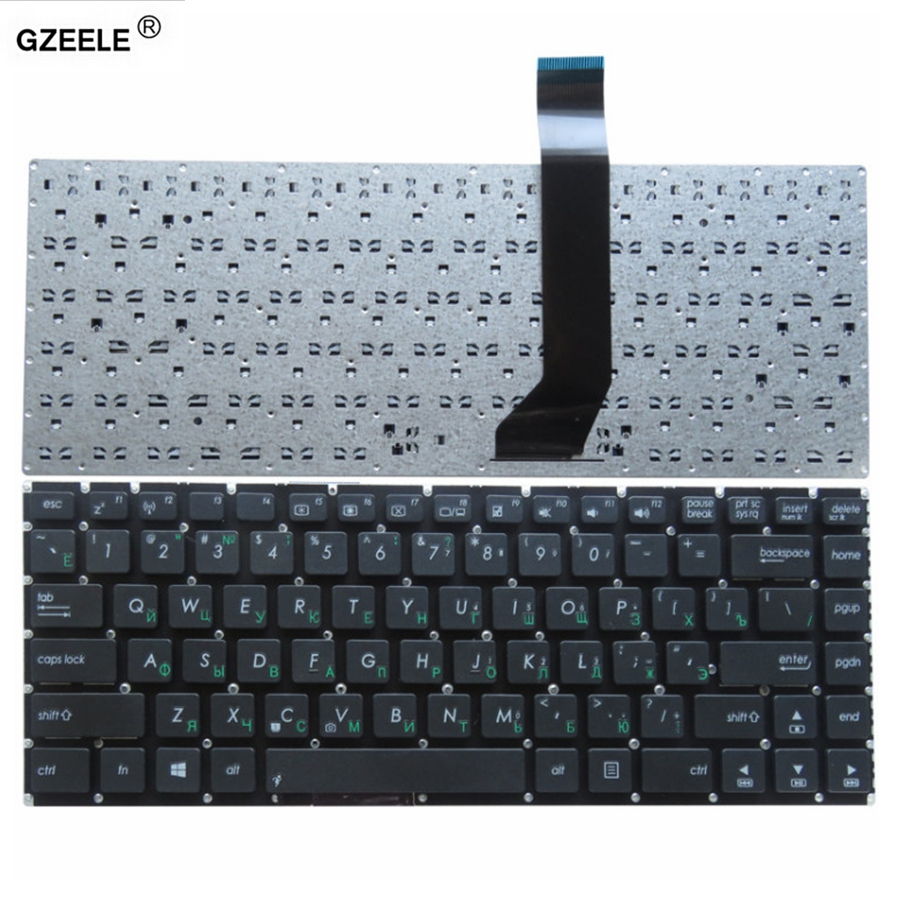 Russia NEW Keyboard FOR ASUS S46 S46C K46 K46CM R405C E46C S405C K46CA S46CB S46CM S46CA A46C A46CB A46CM RU Laptop Keyboard New