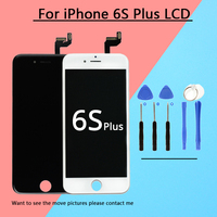 10PCS 100 TOP Grade AAA Screen For IPhone 6S Plus LCD Display Replacement Lens Pantalla Touch