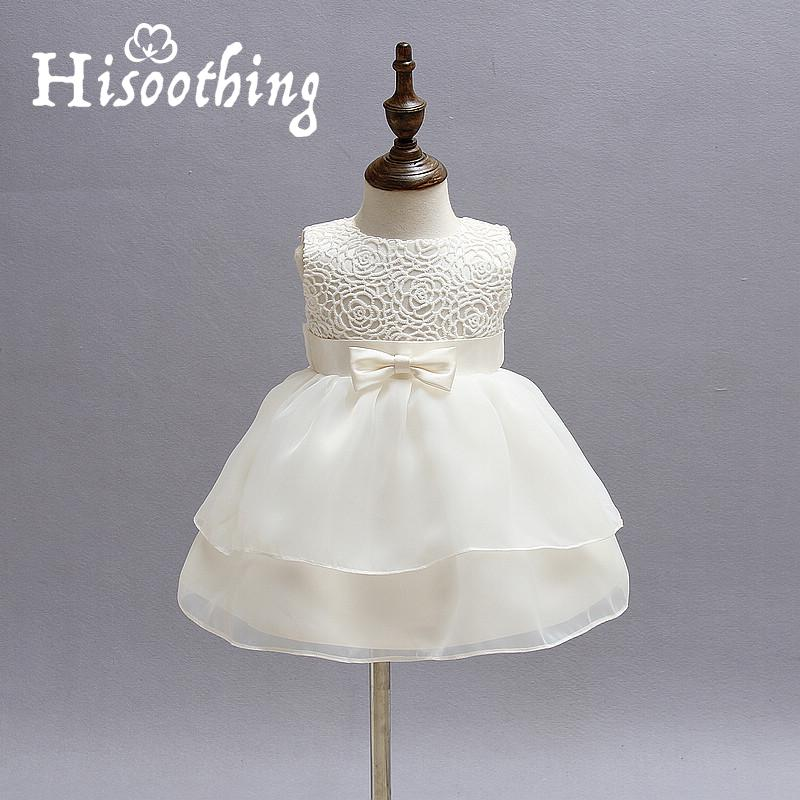 2018 Summer Baby Girl Lace Dress Kids Ruffles Lace Tutu Dresses For Girls Princess Wedding Party Events Wear flower girl dress suton baby girls dresses summer tutu princess baby flower costume lace tulle baby casual party dress for 2 6 years kids dresses