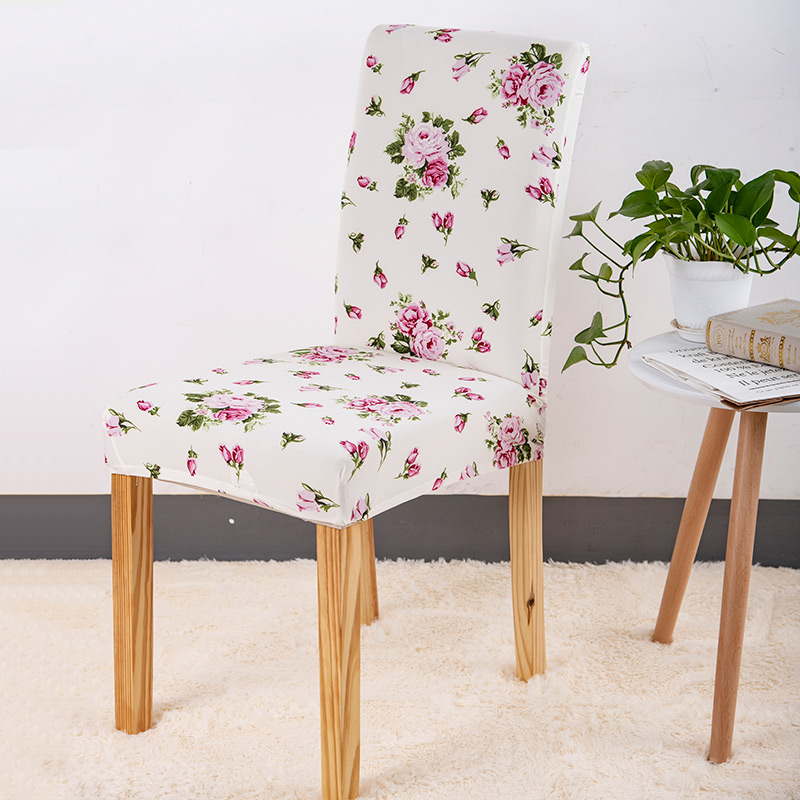 Amazing Us 5 37 Spandex Chair Cover Stretch Elastic Dining Seat Cover For Banquet Wedding Restaurant Hotel Anti Dirty Removable Housse De Chaise In Chair Andrewgaddart Wooden Chair Designs For Living Room Andrewgaddartcom