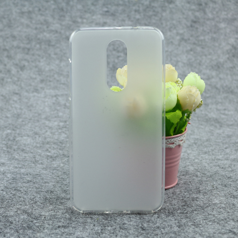 Phone Case For Wiko Wim Lite 5-inch High Quality TPU Soft Silicone Clear Pudding Cover