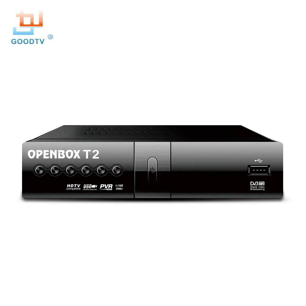OPENBOX USB DVB-T2 DVB T2 HD MPEG-4 CAJA de la TV Inteligente Digital Smart TV R