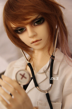 Doll Doctor Metal Stethoscope For BJD 1/3 SD10/SD13, SD17,Uncle, IP,SOOM BJD Doll Accessories AC24