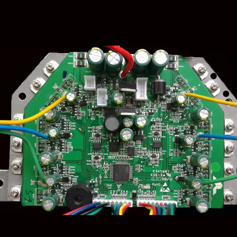 """Prix pour Hoverboard Électrique Scooter Carte De Commande Principale Gyroscope pour Oxboard 6.5 8 10 """"2 Roues Auto Équilibre Planche À Roulettes Hover Bord PCBA"""